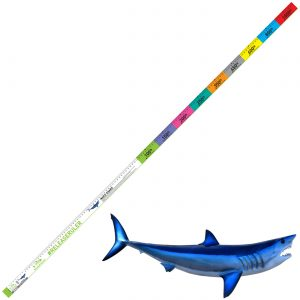 mako shark release ruler