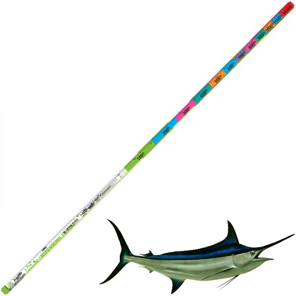 black marlin release ruler
