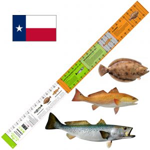 texas inshore slam fish decal